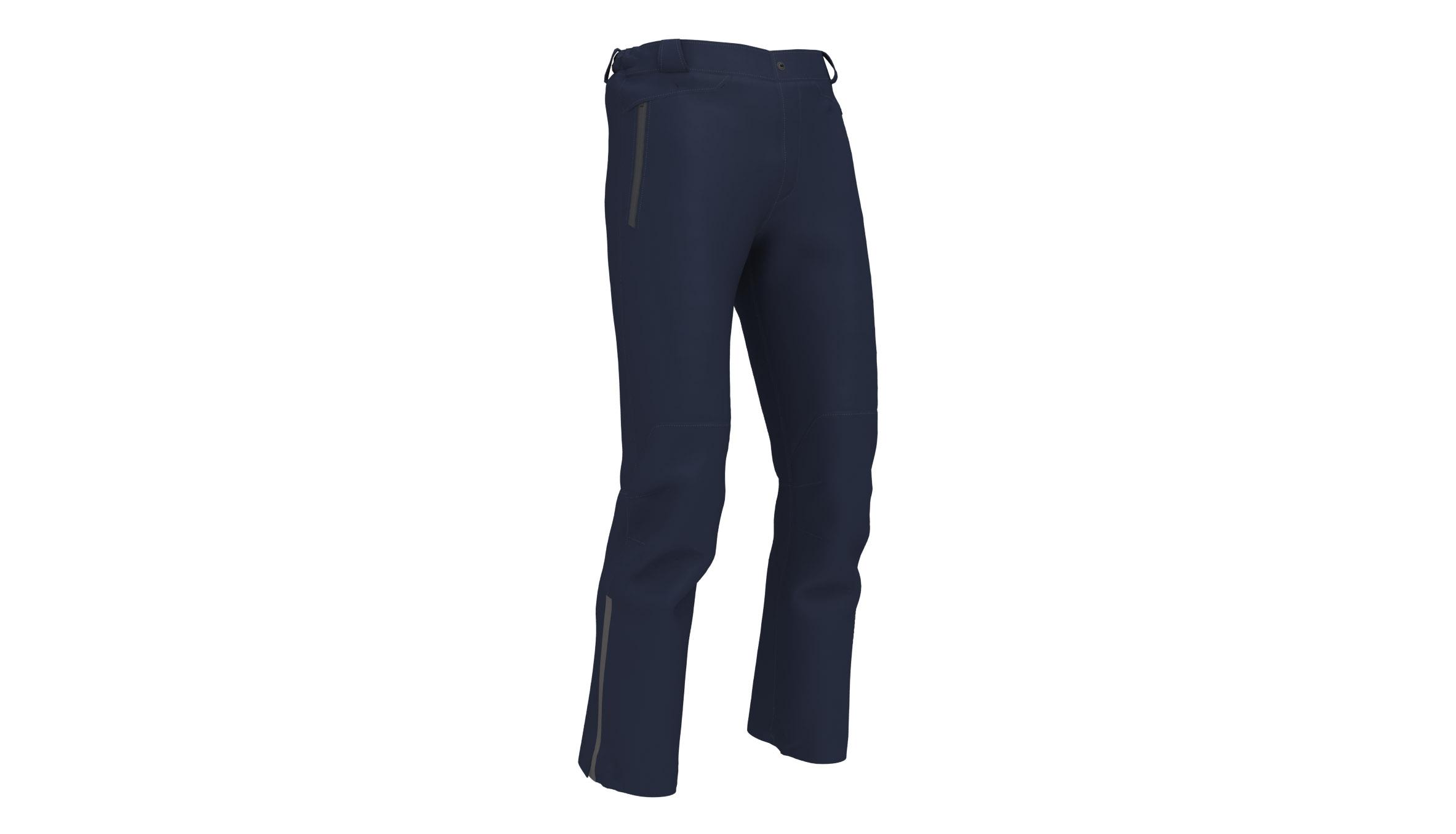 Colmar MENS STRETCH SALOPETTE, muška skijaška jakna, plava