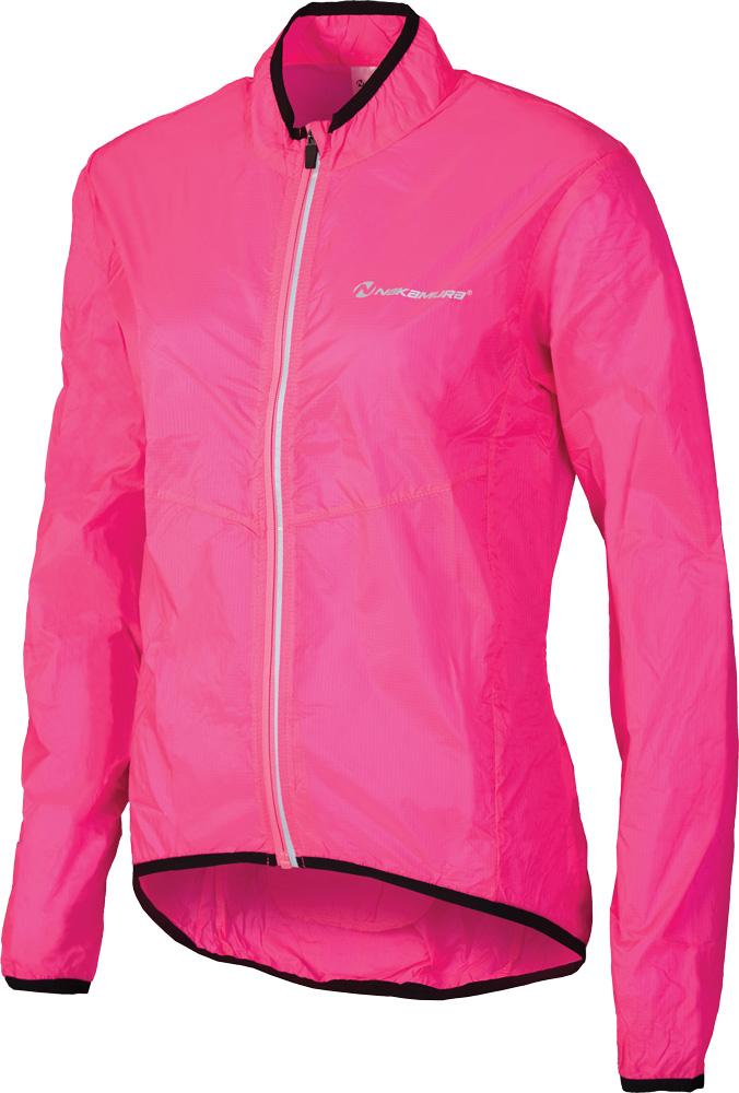 Nakamura IROSA, ženska jakna za biciklizam, roza