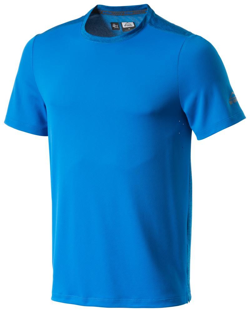 McKinley PONCA II UX, muška majica za planinarenje, plava