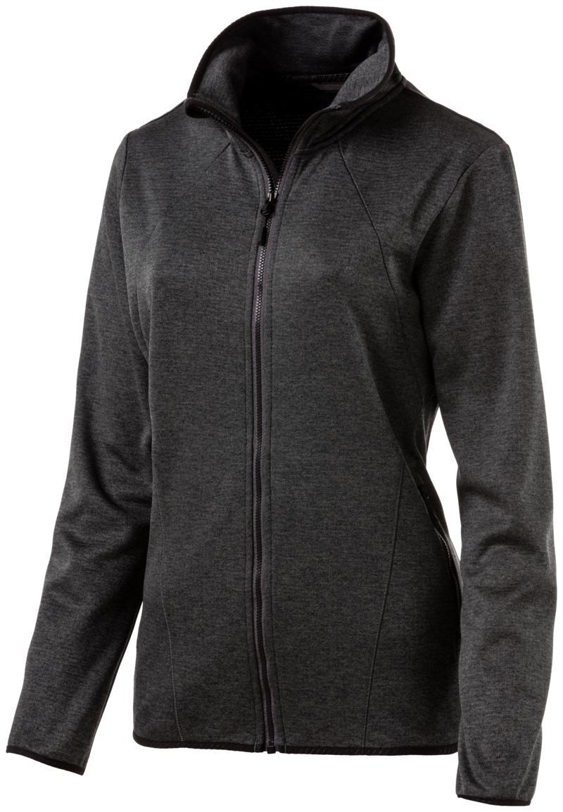 McKinley ROTO II WMS, ženska majica za planinarenje, crna