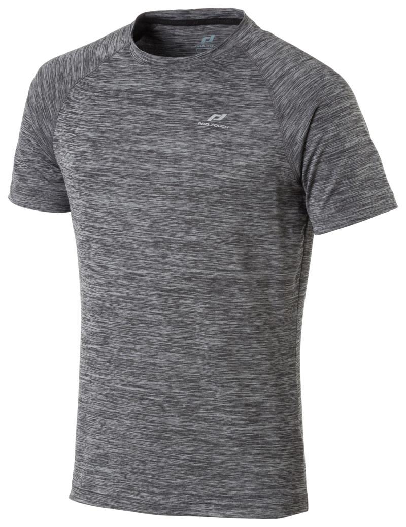 Pro Touch RYLU UX, muška majica za trčanje, siva