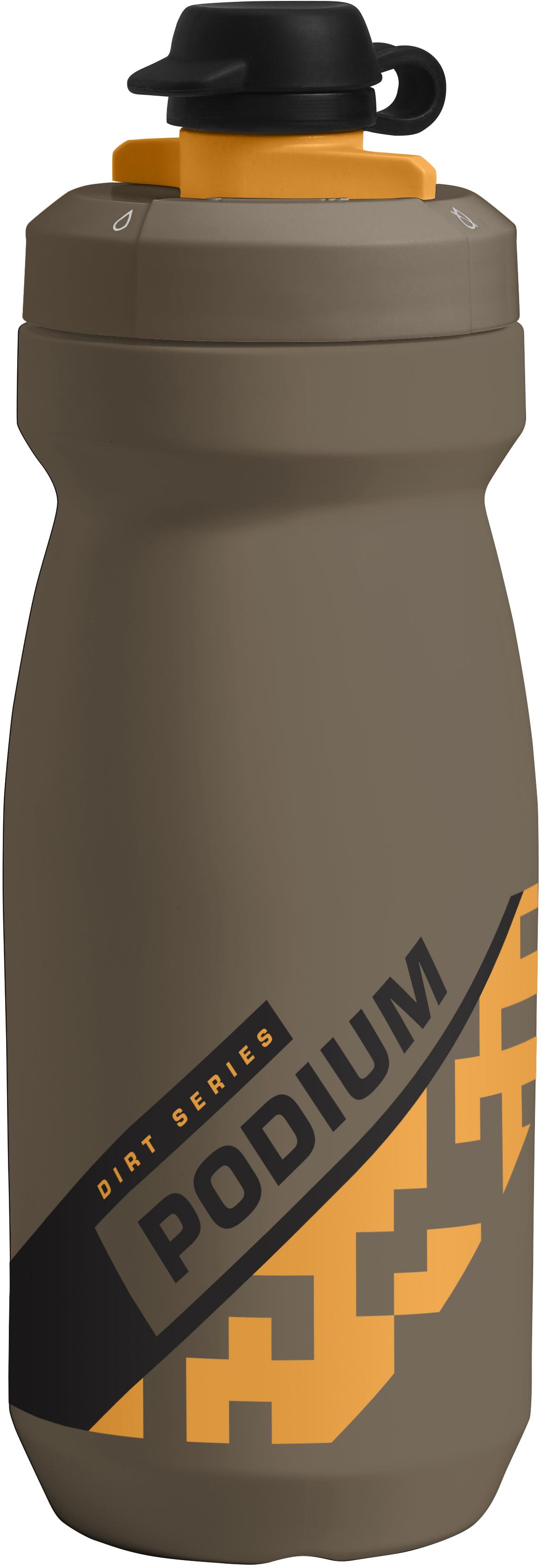 Camelbak PODIUM DIRT 0,62L, bidon, smeđa