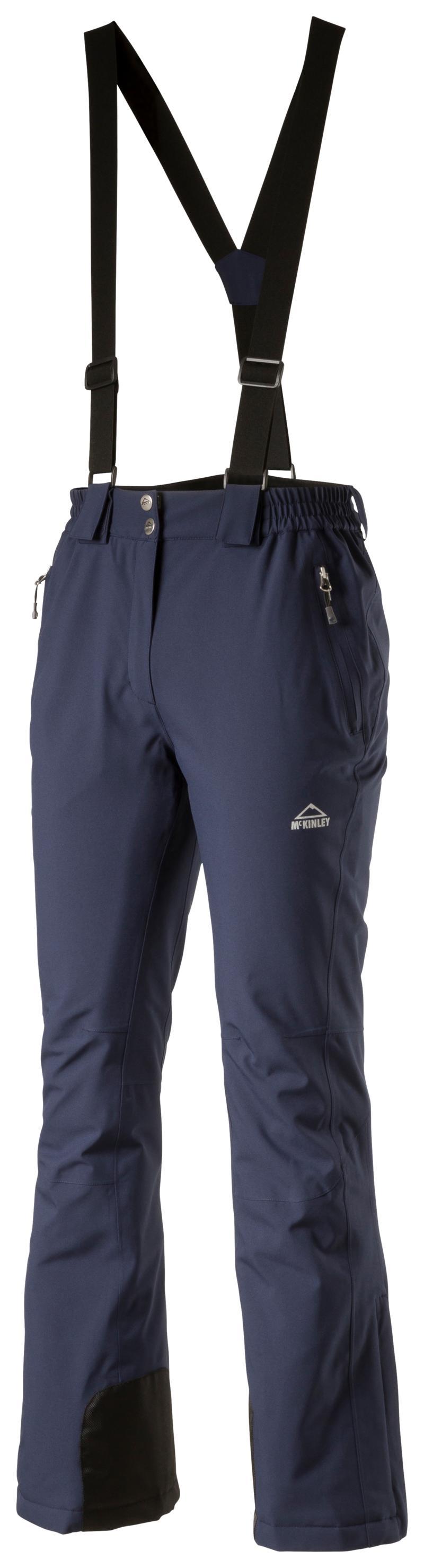 McKinley STELLA II STR WMS, ženske skijaške hlače, plava