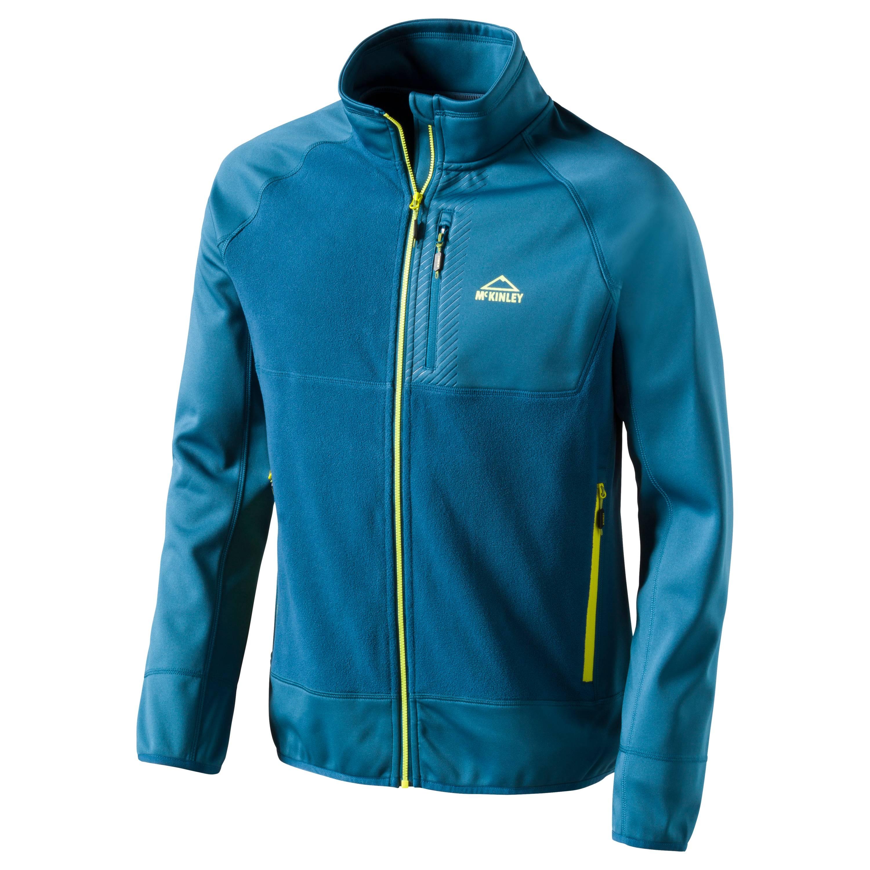 McKinley TUX UX, muška majica za planinarenje, plava