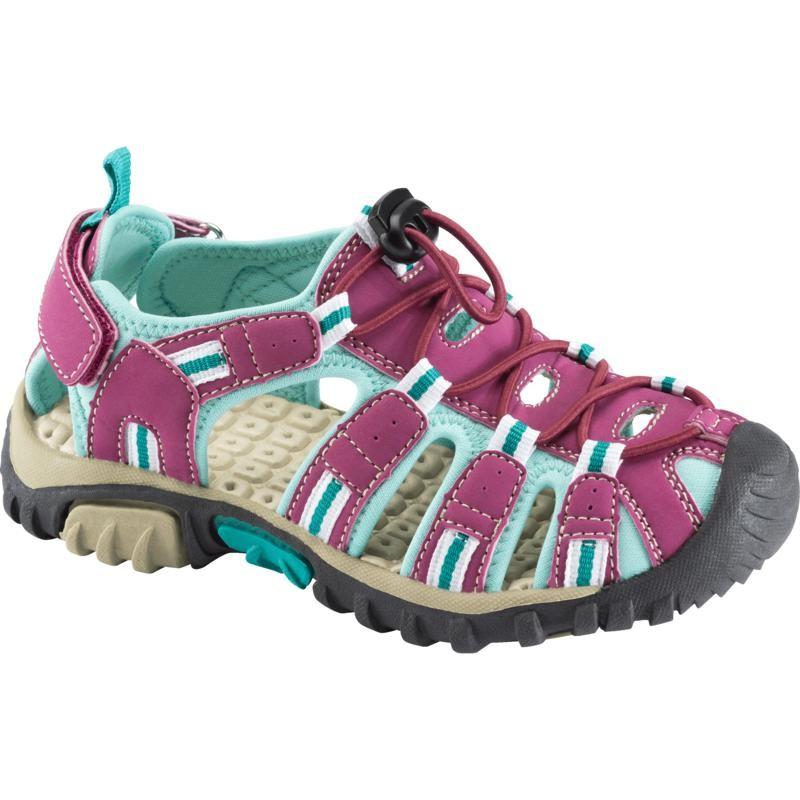 McKinley VAPOR2 JR, dječje sandale za planinarenje, ljubičasta