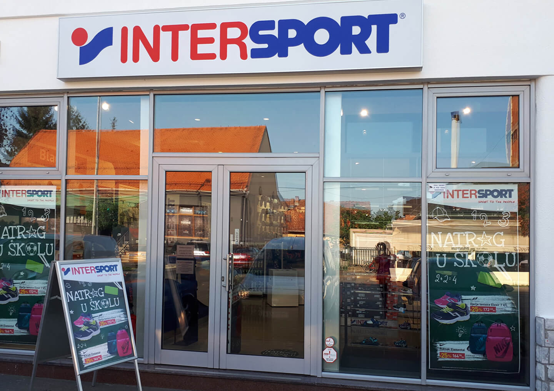 INTERSPORT ĐAKOVO 2