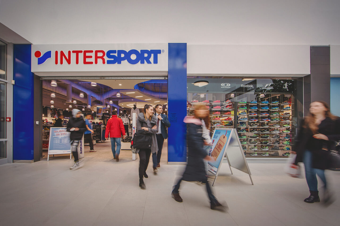 Intersport Zagreb 1 Intersport