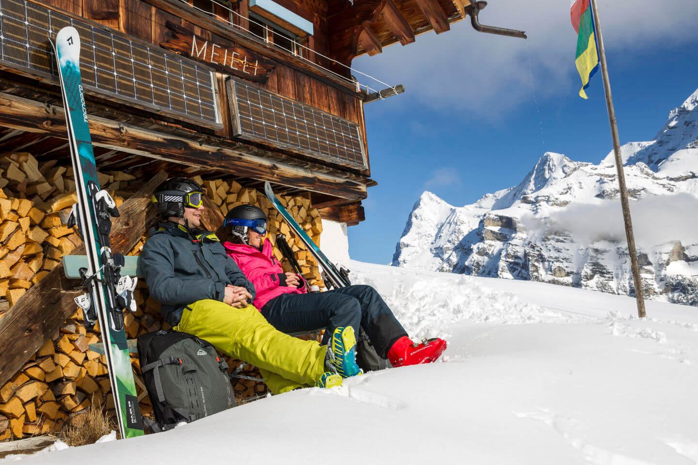 Kako pripremiti skije za sljedeću godinu?